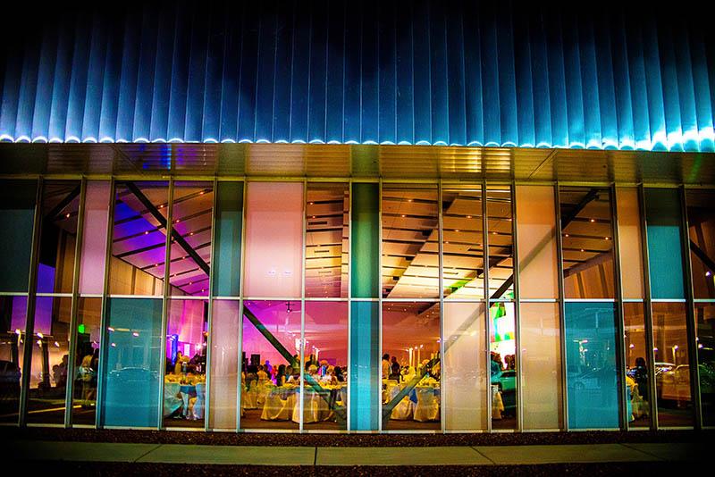 Reception Locations for Yuma, Arizona