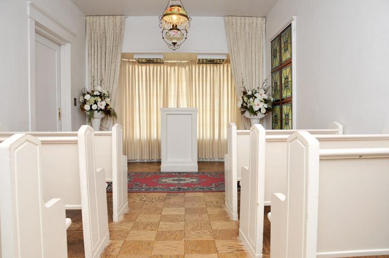 Lutes Gretna Green Chapel
